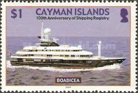 [The 100th Anniversary of Shipping Registry, Typ AFM]