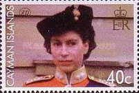 [The 80th Anniversary of the Birth of Queen Elizabeth II, Typ AHK]