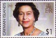 [The 80th Anniversary of the Birth of Queen Elizabeth II, Typ AHL]