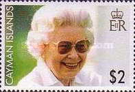[The 80th Anniversary of the Birth of Queen Elizabeth II, Typ AHM]