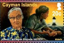 [Personalities - Pioneers of the Cayman Islands, Typ AML]