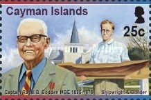 [Personalities - Pioneers of the Cayman Islands, Typ AMM]
