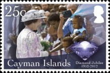[The 60th Anniversary of the Accesion of Queen Elizabeth II, Typ AMP]