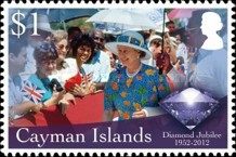[The 60th Anniversary of the Accesion of Queen Elizabeth II, Typ AMR]