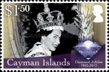 [The 60th Anniversary of the Accesion of Queen Elizabeth II, Typ AMS]