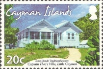 [Cayman Islands - Traditional Houses, Typ AOH]