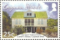 [Cayman Islands - Traditional Houses, Typ AOI]
