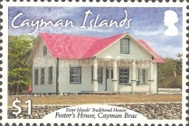 [Cayman Islands - Traditional Houses, Typ AOK]