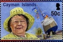 [Cayman Islands Pioneers, type AOW]