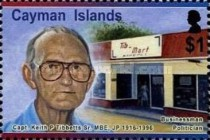 [Cayman Islands Pioneers, type AOY]