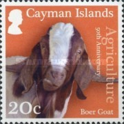 [The 50th Anniversary of Cayman Island Agriculture, Typ APR]