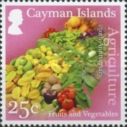 [The 50th Anniversary of Cayman Island Agriculture, Typ APS]