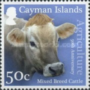 [The 50th Anniversary of Cayman Island Agriculture, Typ APT]