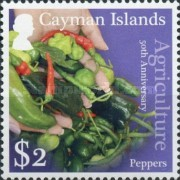 [The 50th Anniversary of Cayman Island Agriculture, Typ APU]