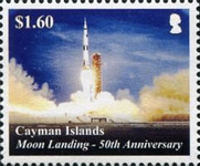 [The 50th Anniversary of the Apollo 11 Mission to the Moon, Typ ARJ]