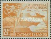 [The 75th Anniversary of the Universal Postal union, Typ AS]
