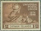 [The 75th Anniversary of the Universal Postal union, Typ AV]