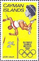 [Olympic Games - Mexico, type DK]