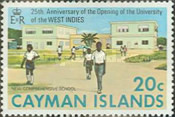 [The 25th Anniversary of the Opening of the University of the West Indies, Typ HE]