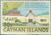 [The 25th Anniversary of the Opening of the University of the West Indies, Typ HF]