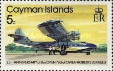 [The 25th Anniversary of the Opening of the Owen-Roberts Airport - Airplanes, Typ KR]