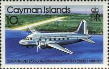 [The 25th Anniversary of the Opening of the Owen-Roberts Airport - Airplanes, Typ KS]