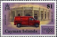 [Transportation - International Stamp Exhibition
