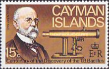 [The 100th Anniversary of the Discovery of the T.B. Bacillus, Typ NG]