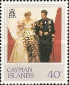 [The 21st Anniversary of the Birth of HRH the Princes of Wales, Typ NM]