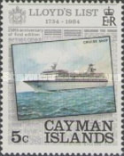 [Ships - The 250th Anniversary of Lloyd's List, Typ OU]