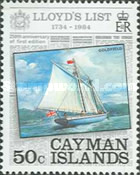[Ships - The 250th Anniversary of Lloyd's List, Typ OX]