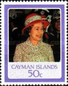 [The 60th Anniversary of the Birth of Queen Elizabeth II, Typ QG]