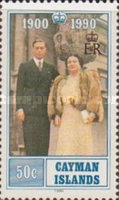 [The 90th Anniversary of the Birth of Queen Elizabeth The Queen Mother, Typ TC]