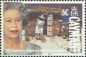 [The 40th Anniversary of Accesion of H.R.H. Queen Elizabeth II, Typ UC]