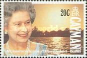[The 40th Anniversary of Accesion of H.R.H. Queen Elizabeth II, Typ UD]