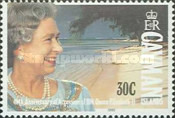 [The 40th Anniversary of Accesion of H.R.H. Queen Elizabeth II, Typ UE]