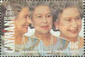[The 40th Anniversary of Accesion of H.R.H. Queen Elizabeth II, Typ UF]