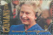 [The 40th Anniversary of Accesion of H.R.H. Queen Elizabeth II, Typ UG]