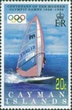 [The 100th Anniversary of Modern Olympic Games, Typ XP]