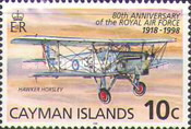 [The 80th Anniversary of Royal Air Force, Typ ZB]