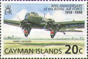 [The 80th Anniversary of Royal Air Force, Typ ZC]