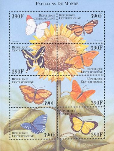 [Butterflies from Around the World, type ]