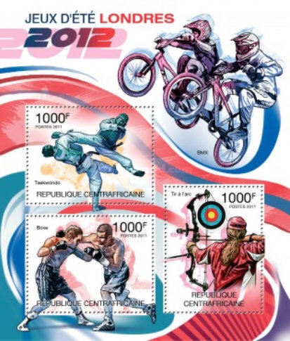 [Summer Olympic Games - London 2012, type ]
