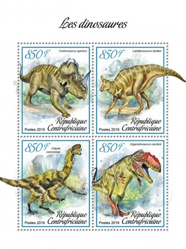 [Prehistoric Animals - Dinosaurs, type ]