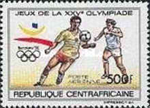 [Airmail - Olympic Games - Barcelona, Spain (1992), type BCC]