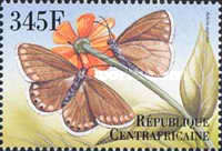 [Butterflies from Around the World, type CLK]