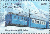 [Locomotives from Around the World, type CMP]