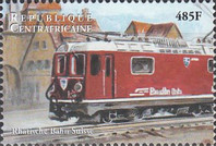 [Locomotives from Around the World, type CMQ]
