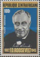 [The 25th Anniversary of the Death of F. D. Roosevelt , 1882-1945, type HF]