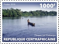 [Canoe in the Oubangui, Typ LHD]